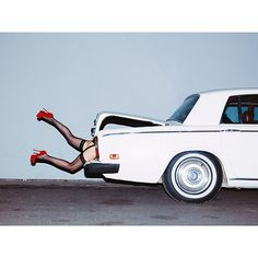 Fashion Photography by Tyler Shields