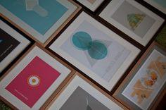 Jared Erickson | Because I Can #screen #print #frames #minimal