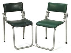 30s tube chair / Warren mcArthur #chair #mcarthur #design #tube #cantilever #furniture #warren #30s