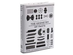 The Geometry of Pasta Minimalissimo #pasta #design #graphic #book