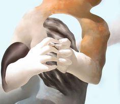 Jordan Kasey Radiating Eternity — DOP #surrealism #painting