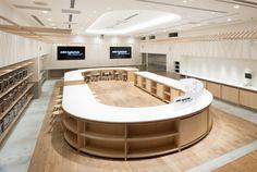 ABC Cooking Studio by Sinato #modern #design #minimalism #minimal #leibal #minimalist