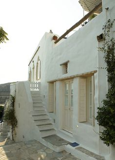 House Charming Traditional Greek Home at Tinos Island by Zege Architects House Design Pictures