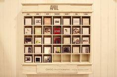 xoxo from axioo | Axioo #layout #design #photography #calendar