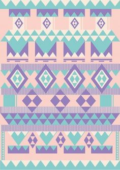 tumblr_m0fru6aydb1r3cftco1_1280.jpg 1280×1810 pixels #pattern #diamond #design #graphic #stripes #triangle #purple #aztec #jubb #lucas