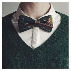 #bowtie #fashion #vintage