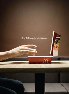 Wi-Fi #mcdonalds