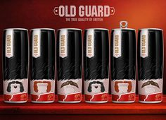 Oldguard #packaging #beer
