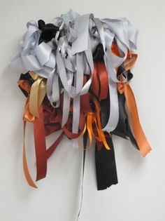 Lyons Wier Gallery #clothing #art #ribbon