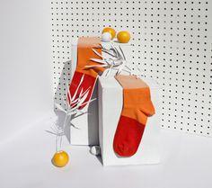 Happy Socks | Sallie Harrison Design Studio