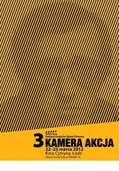 Kamera Akcja 2012 | venedi - now, create new - agencja reklamowa, agencja fotograficzna, sklep firmowy, studio, nation, shop #jaktokto #woody #poster #allen #venedi