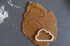 Cloud Cookie Cutter #tech #flow #gadget #gift #ideas #cool