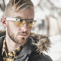 Wetley GGRX Prescription Frame for Google Glass #tech #gadget #ideas #gift #cool