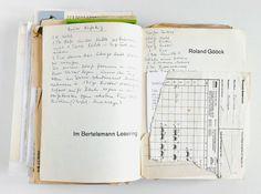 A Good Book #scraps #collage #cookbook #book