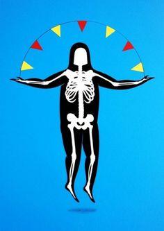 The Black Harbor || Hell'o Monsters #illustration #skeleton #hello monsters