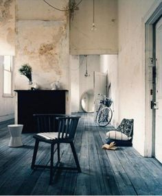 The Black Workshop #interior design #decoration #deco