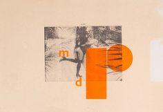 Karel Martens | PICDIT #design #color #graphic #art #collage