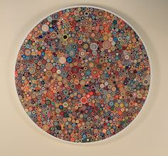 Touring exhibition: The Jameel Prize 2011 - Victoria and Albert Museum #pattern #hadieh #shafie #art #circle