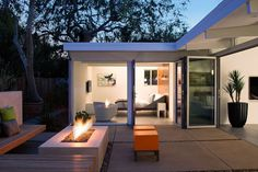 Truly Open Eichler House
