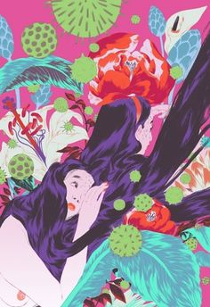 Angie Wang, Illustratress #fashion #design #girls #art