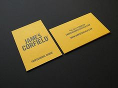 All sizes | Professional Caddie's Business Cards (website coming soon) | Flickr - Photo Sharing! #graphic design #business card