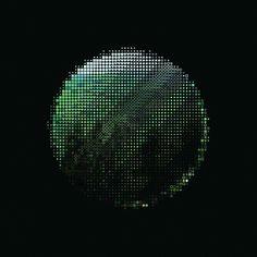 Fores+ In +he Mirror, 2005 #bitmap #pixel