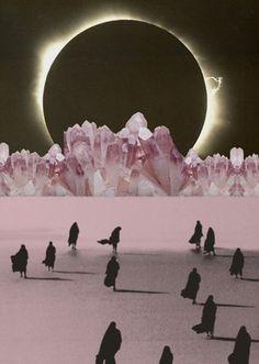 Every reform movement has a lunatic fringe #surrealist #colage