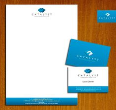 Catalyst Construction – Stationery Designs | UK Logo Design #design #graphic