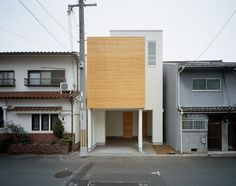 House F by Kenji Ido #minimal #minimalist #house #home
