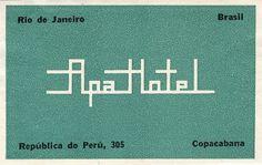 Untitled | Flickr - Photo Sharing! #vintage #label #travel #luggage