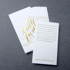 Little Fury #script #cards #business #foil
