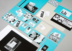 clase bcn stationery on Behance #identity #cian