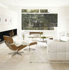Cool Interior Surfaces