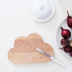 Cloud Cutting Board by Snug #tech #flow #gadget #gift #ideas #cool