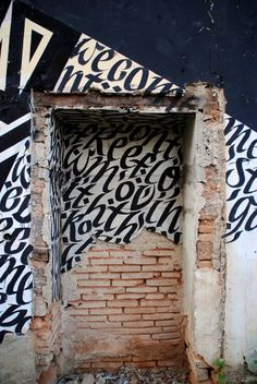 All sizes | blaqk | Flickr - Photo Sharing! #calligraphy #lettering #greg #2012 #art #street #papagrigoriou #athens