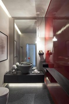 The Art Collector Penthouse / Pitsou Kedem
