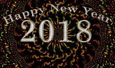 Happy New Year 2018 Hd Wallpapers In Desktop – WallpapersBae