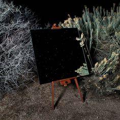 kukla 6 #abstract #illusion #mirror #photography #painting #art #desert