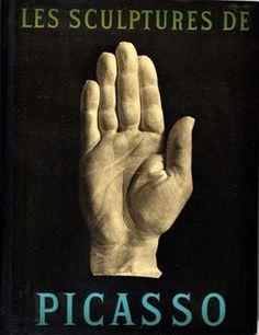 Les sculptures de Picasso | BRASSAI (Gyula Halasz dit, 1899-1984) KAHNWEILER D.H. #picasso #sculpture #book