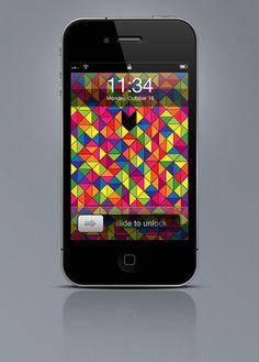 FOX FACE BIKES on the Behance Network #pattern #colours #branding