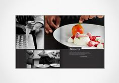 MasterChef rebrand #branding #design #rebrand #food #masterchef #minimal #logo #layout #tv #magazine #typography