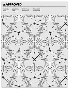 Baubauhaus. #pattern #design #graphic #poster