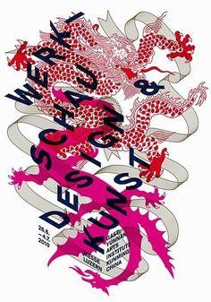> Werkschau Design & Kunst 2010 #c2f #swiss #poster #typography