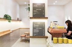 Waffee Signage #waffles #branding #food #coffee #signage #logo