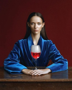 Marvelous Beauty and Lifestyle Portraits by Natalia Yankelevich
