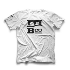 mbc-shop-white-stacked-logo #tshirt