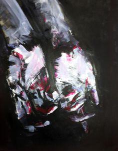 pintura manos #paint #painting