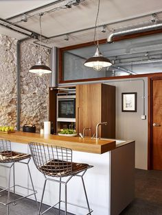 Retro Industrial Holiday Home 2