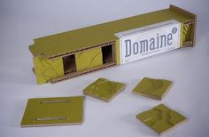 3_3.jpg (700×459) #cardboard #packaging #design #graphic #dominos #logo #grigoryan #sergey #green