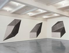 LeWitt-wall-drawings_l.jpg (JPEG Image, 500×387 pixels) #white #sol #black #witt #wall #art #le